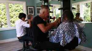 Hairstylist assistant and shampoo person Cambridge Kitchener Area image 4