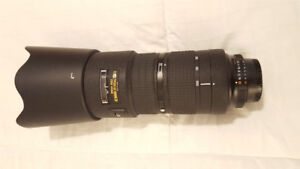 Nikon 80-200mm 2.8 2-RINGS AWESOME CONDITION