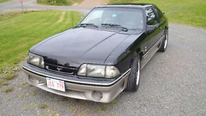 1989 Mustang Cobra (Supercharged)