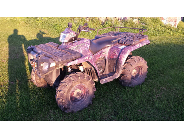 Used 2007 Polaris 500 Sportsman HO EFI