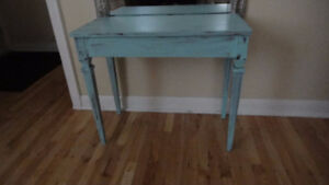 Antique Rustic Bench with Storage Farm House Style