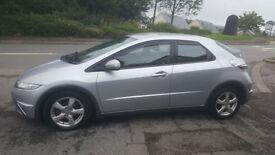 2010MY Honda Civic 2.2i-CTDi * 5dr * Turbo Diesel * 2 Prev Owners * 55 MPG