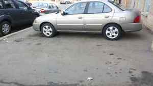 Sentra.  2004. 144. Kl. Impecable