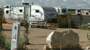 Titled RV Lots at Lucien Lake- Welcome to the Lake!
