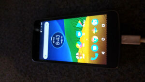 Moto g 5 cell phone