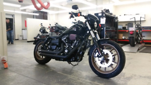 2016 Harley Dyna Low Rider S
