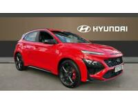 2021 Hyundai Kona 2.0 TGDi N 5dr DCT Petrol Hatchback Auto Hatchback Petrol Auto