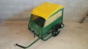 CCM bike child trailer