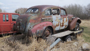 1938 BUICK McLAUCHLIN FOR RESTORATION
