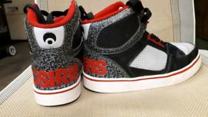 Boys OSIRIS shoes. Size 3 boys