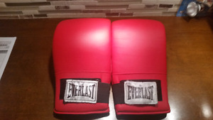 EVERLAST SPARRING / TRAINING / BOXING MMA Style GLOVES