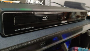 Philips Blu-Ray Blueray Disc Player BDP 3010 only $50