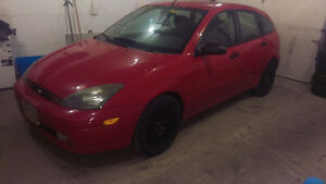 2004 Ford Focus for scrap/parts