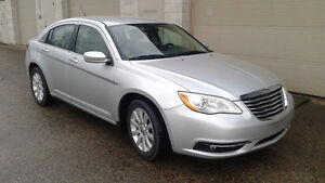 2011 Chrysler 200 Touring.  Great Price for a Great Car!!
