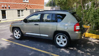 2007 Jeep Compass Limited 4cyl.aut.4X4 , 134.000km.1prop