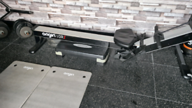 Origin I or 1 rowing machine. If u been in touch please message again