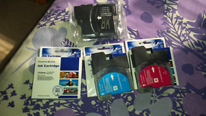 LC ink cartridges for Brother MFC 495cw printer