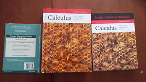 Calculus, A Complete Course (Eighth Edition)