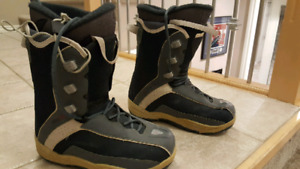 Firefly Snowboard Boots- Men's size 9