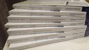2018 CFA Level 1 study notes and practice exams