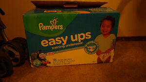 116 box of diapers