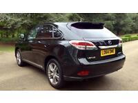 2014 Lexus RX 450h 3.5 Advance 5dr CVT (Sunr Automatic Petrol/Electric Estate