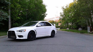Mitsubishi Evolution GSR 2011