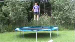 Trampoline Jump Tek 14pi