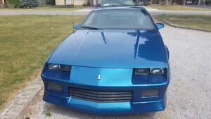 1991 camaro RS for sale