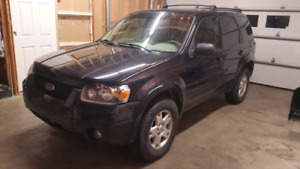 Ford Escape 2006 Limted AWD