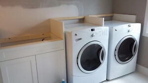 $350 for Pair, GE front load washer and dryer.