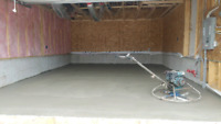 NEED CONCRETE WORK DONE ?