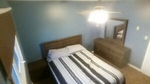 NEW ROOM, separate office/study, quiet area, deck, all incl
