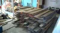 Wood for wood working, crafts, architectural design