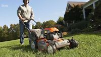 Lawnmowing services for you $35
