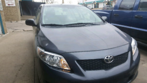 2009 Toyota Corolla ce  only 29000km