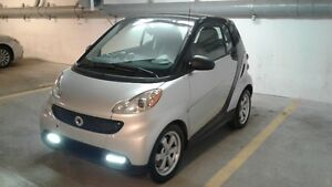 2015 Smart Fortwo Passion Coupe (2 door)