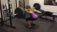 Private personal training- experienced Female trainer