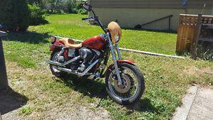 1999 Harley Davidson Super glide sport FXDX