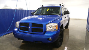 2007 Dodge Dakota slt 4x4 4 door