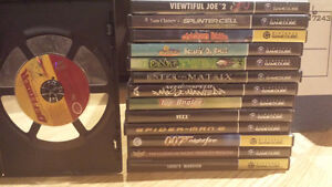 * Great Nintendo Gamecube Games for Sale or Trade MARIO ZELDA *