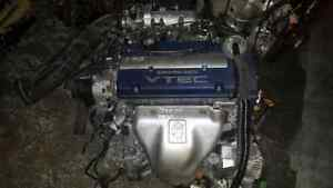 Moteur H23A jdm vtec accord prelude
