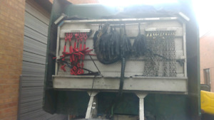 Tractor Head Rack plus extras