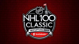 Montreal Canadiens Classic 100 Outdoor Game Ottawa