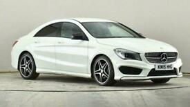 image for 2015 MERCEDES CLA CLA 220 CDI AMG Sport 4dr Tip Auto Coupe diesel Automatic