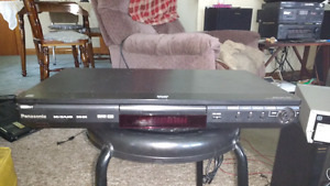 Panasonic DVD Player w/Remote