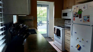 House for rent with basement apartment