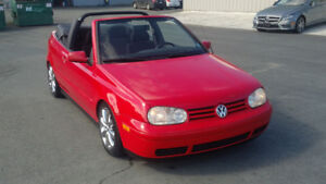 1999 Volkswagen Cabrio READY TO GO TOPLESS!!