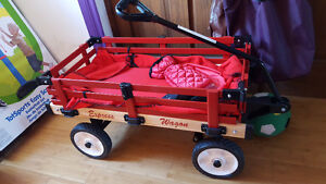 Brand New Wagon/Sled use