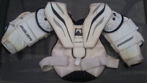 Youth Bauer Goalie Chest Protector